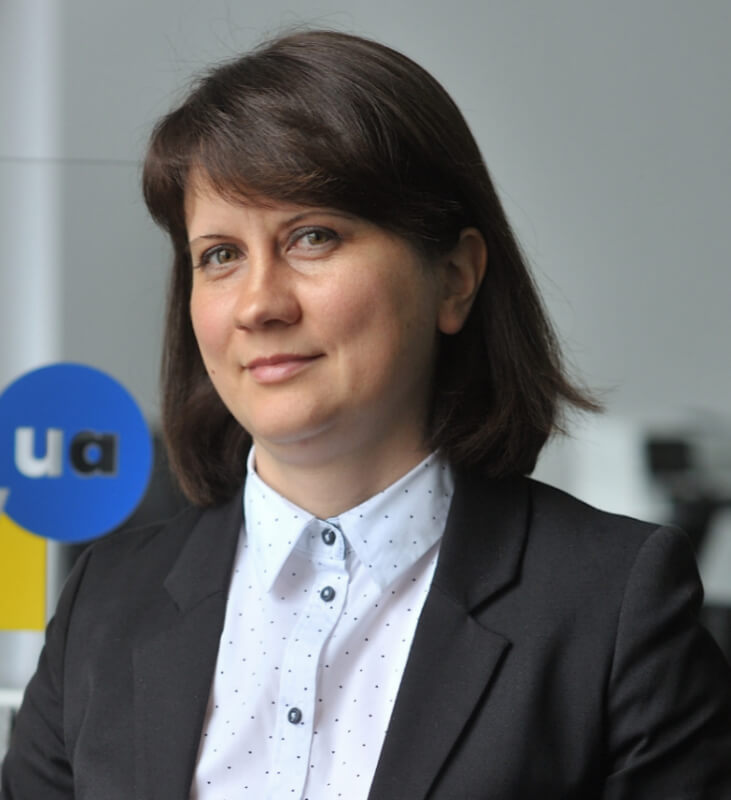 Liubov Ropalo - Director of the Agency